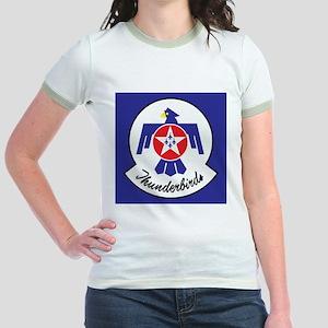 U.Sr Force Thunderbirds Jr. Ringer T-Shirt