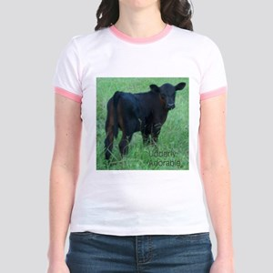 calf Jr. Ringer T-Shirt