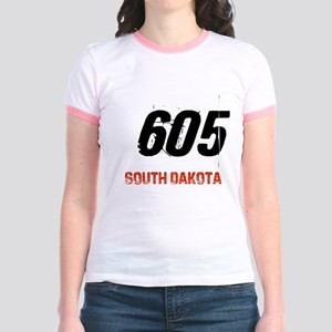 605 Jr. Ringer T-Shirt