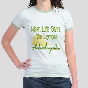 Make Margaritas Jr. Ringer T-Shirt