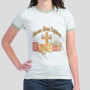 Easter Religion Jr. Ringer T-Shirt