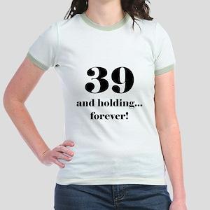 39 & Holding Jr. Ringer T-Shirt