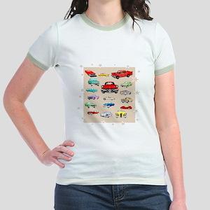 Classic Cars Jr. Ringer T-Shirt