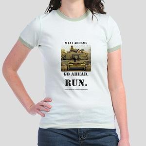 M1A1 Abrams Jr. Ringer T-Shirt