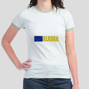 Alaska Jr. Ringer T-Shirt
