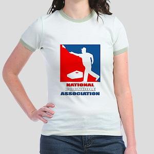 National Cornhole Association Jr. Ringer T-Shirt
