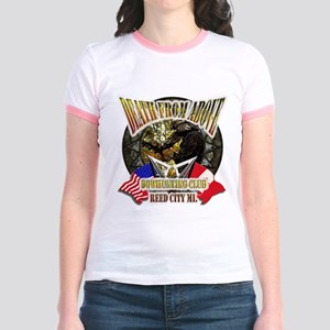 Death From Above Jr. Ringer T-Shirt