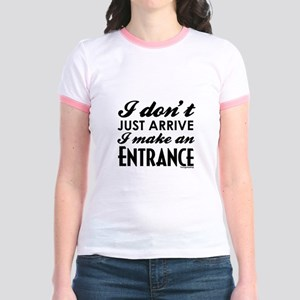 Entrance Jr. Ringer T-Shirt