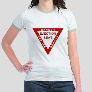 EJECTION SEAT Jr. Ringer T-Shirt