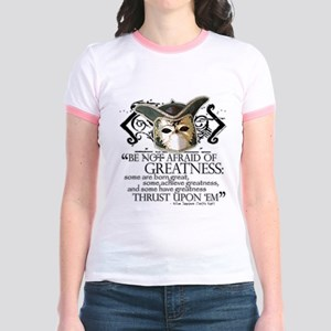 Twelfth Night 2 Jr. Ringer T-Shirt