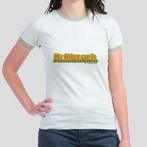 Mystery Van Jr. Ringer T-Shirt