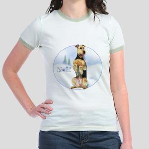 Airedale Noel Jr. Ringer T-Shirt