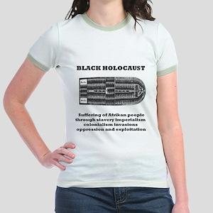 Black Holocaust Jr. Ringer T-Shirt