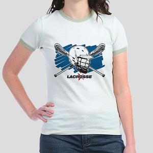 Lacrosse Attitude Jr. Ringer T-Shirt