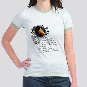 The Alchemy of Directing Jr. Ringer T-Shirt