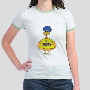 Funky Chicken Jr. Ringer T-Shirt