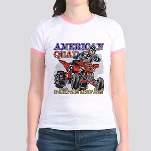 American Quad Jr. Ringer T-Shirt