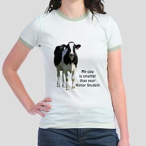 Honor Student Jr. Ringer T-Shirt