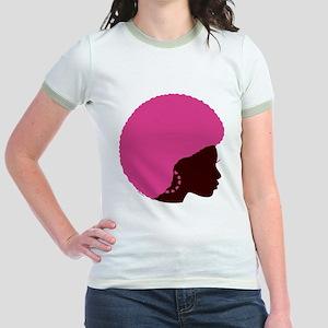 Pink_Afro T-Shirt