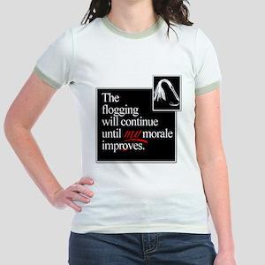 Flogging Morale Jr. Ringer T-Shirt