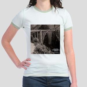 Bixby Bridge Jr. Ringer T-Shirt