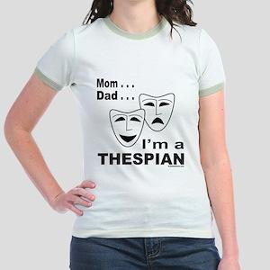 ACTOR/ACTRESS/THESPIAN Jr. Ringer T-Shirt