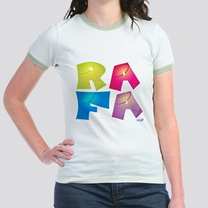 Rafa no? Jr. Ringer T-Shirt