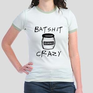 Batshit Crazy Jr. Ringer T-Shirt