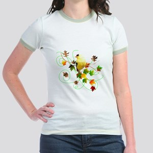 Goldfinch Jr. Ringer T-Shirt
