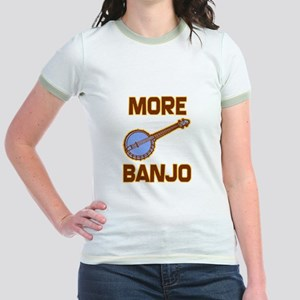 More Banjo Jr. Ringer T-Shirt