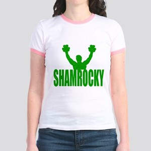 SHAMROCKY Jr. Ringer T-Shirt