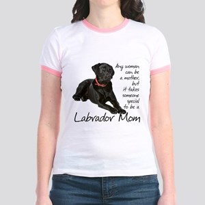 Black Lab Jr. Ringer T-Shirt
