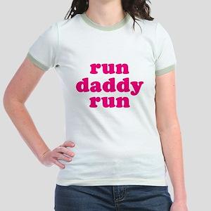 run daddy run Jr. Ringer T-Shirt