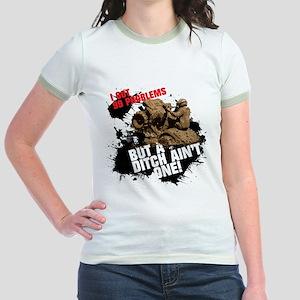 99 PROBLEMS Jr. Ringer T-Shirt