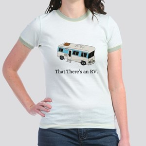 That There's an RV Jr. Ringer T-Shirt