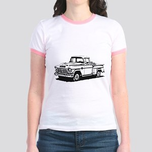 Old GMC pick up Jr. Ringer T-Shirt