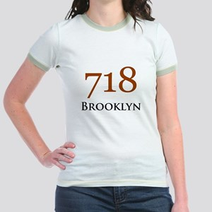 718 Brooklyn Jr. Ringer T-Shirt