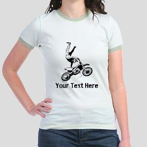 Motocross Jr. Ringer T-Shirt