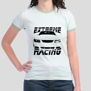 Racing Mustang 99 2004 Jr. Ringer T-Shirt
