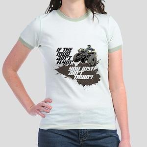 ATV RIDER Jr. Ringer T-Shirt