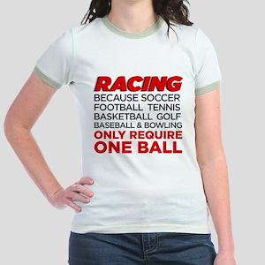 Racing Jr. Ringer T-Shirt