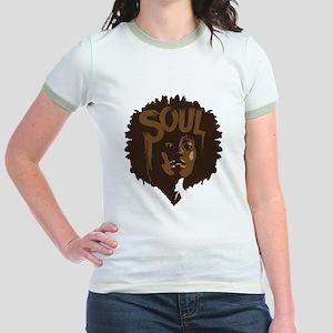 Soul Fro Jr. Ringer T-Shirt