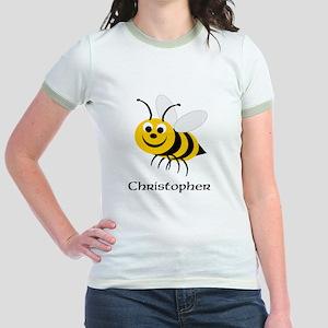 Bee Jr. Ringer T-Shirt