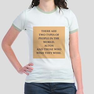 ALTOS Jr. Ringer T-Shirt