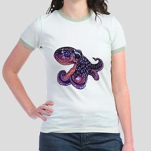 Octopus Jr. Ringer T-Shirt