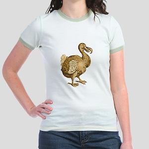 Gold Disco Dodo Jr. Ringer T-Shirt