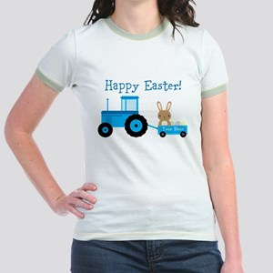 Cute Tractor Bunny T-Shirt