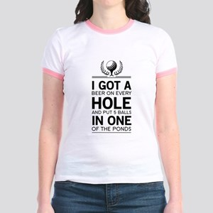 I got a hole in one ponds T-Shirt