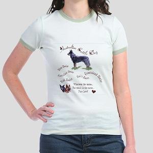 Austalian Cattle Dog Jr. Ringer T-Shirt