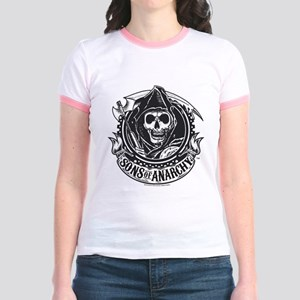 Sons of Anarchy Jr. Ringer T-Shirt